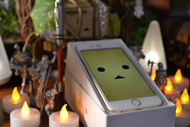 iPhone6の開封の儀式4