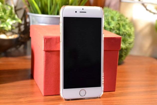 iPhone6SPIGENシンフィット1