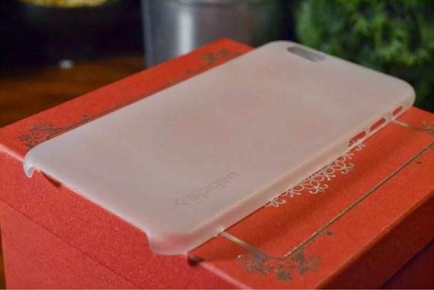 SpigenエアースキンiPhone6ケース3