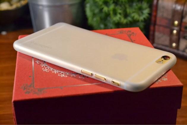 SpigenエアースキンiPhone6ケース