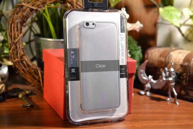 iPhone6用パワーサポートエアージャケットパッケージ