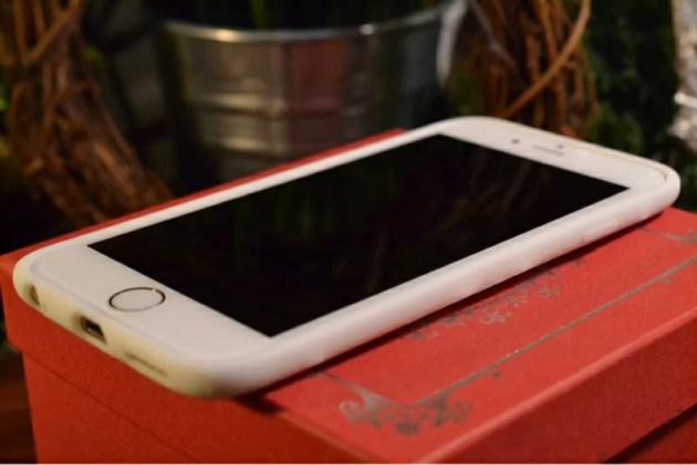 AndMeshのメッシュケースiPhone6 2