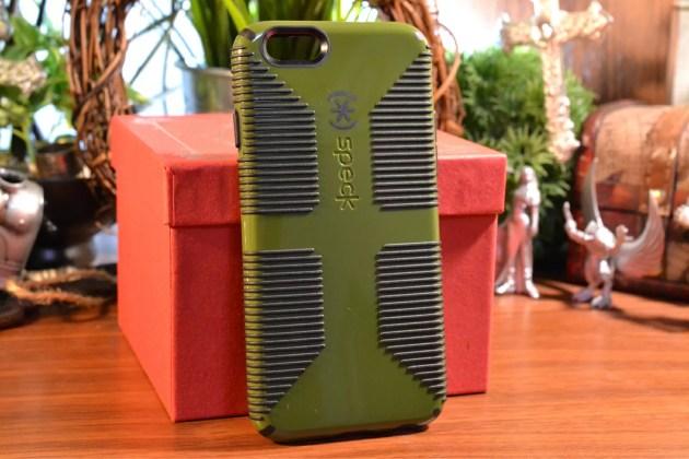 CandyShell Grip Moss Green/Black SPK-A3054 1
