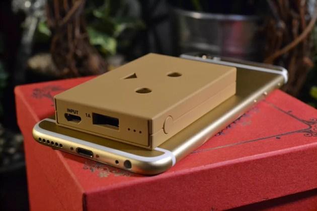 iPhone6とダンボーバッテリー大きさ比較2