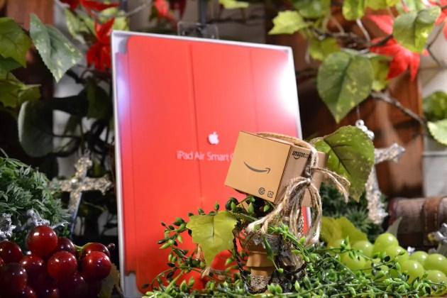 iPad Air 2 Apple 純正スマートカバーのレビュー