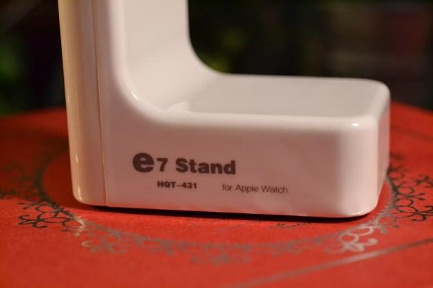 激安AppleWatch充電スタンドレビュー5