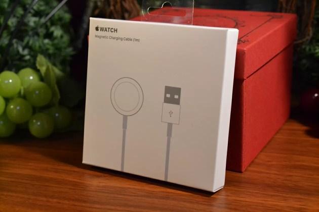Apple Watch充電ケーブル