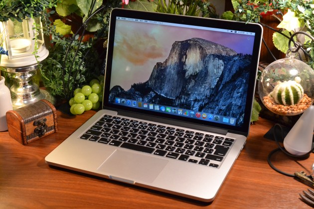 MacBook Pro13インチ2015レビュー2
