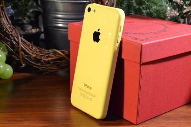 iPhone5cで格安SIMを使う1