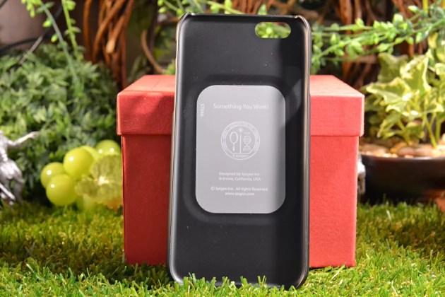 Spigenシン・フィットiPhone6sエアーヴェント対応モデル1