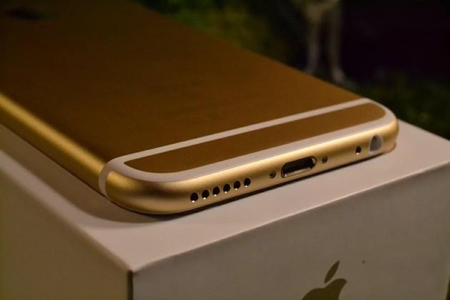 iPhone6sゴールドレビュー9