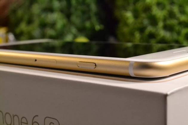 iPhone6sゴールドレビュー4