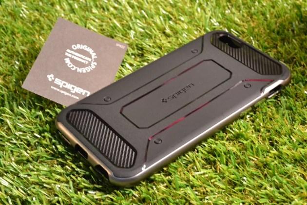 ネオハイブリッドカーボンiPhone6sレビュー2