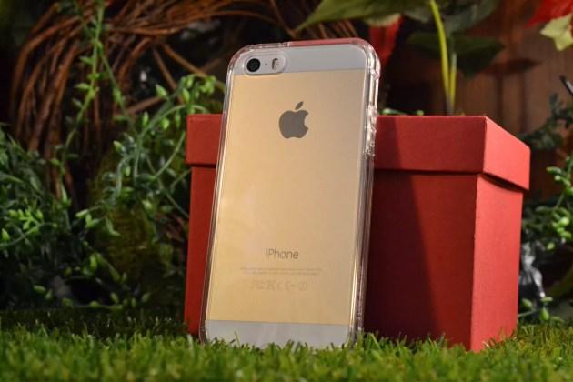 iPhone SE 用ウルトラハイブリッドレビュー1