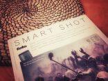 Fotomagazin SMART SHOT nach einer kleinen Snapseed-Dusche.