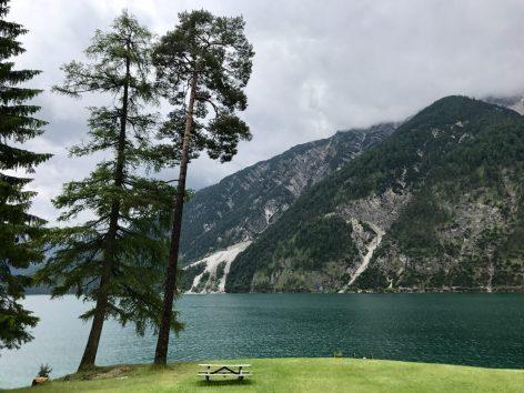 Campingplatz am Achensee – Idylle