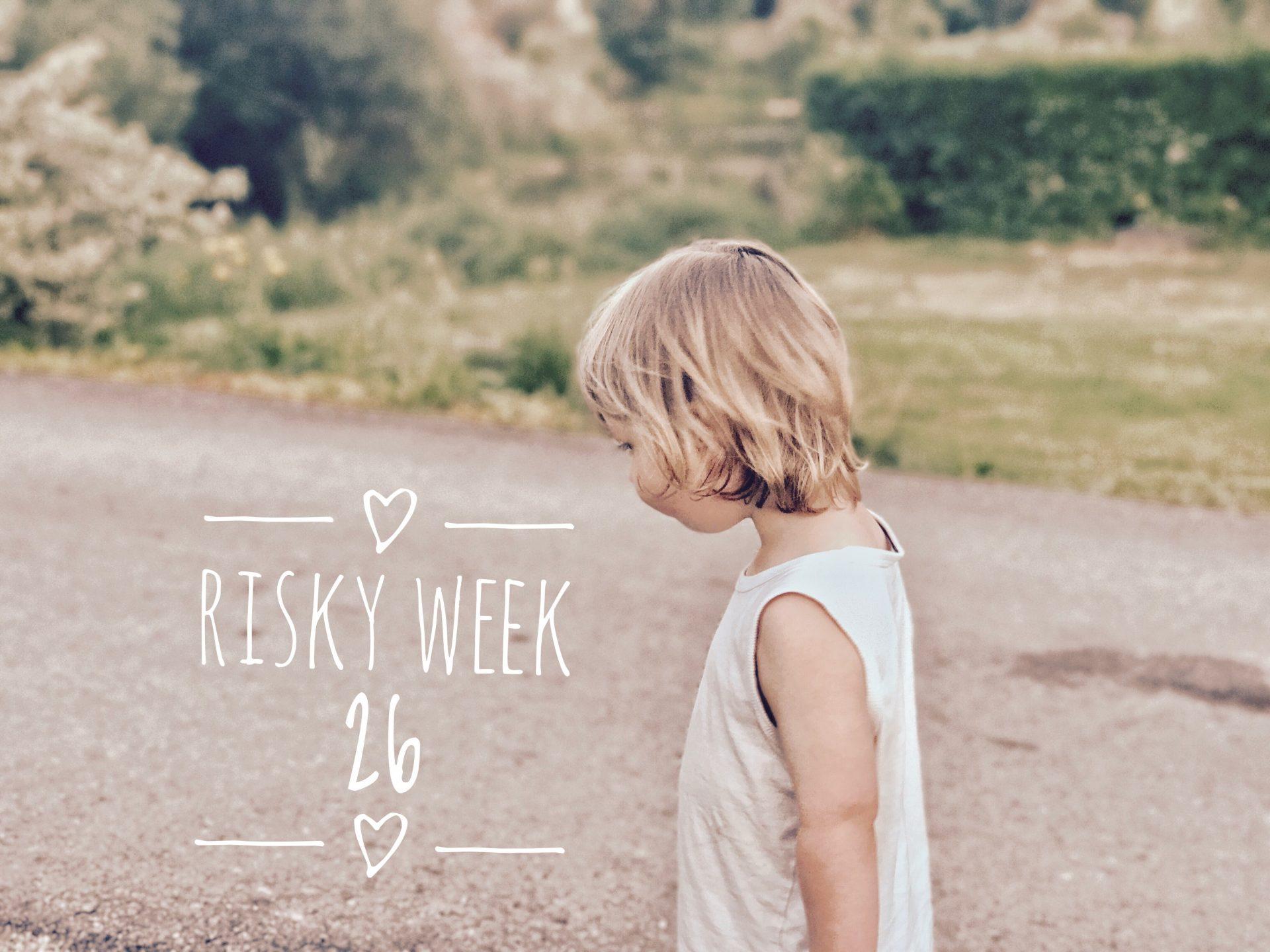 Risky Week 25 – Merlin in Gedsnken