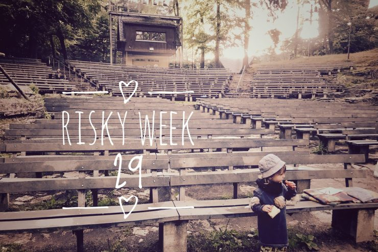 Risky Week 29 – Merlin im Naturtheater Greifensteine