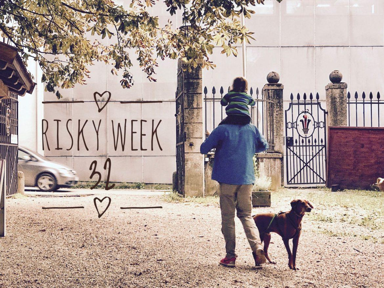 Risky Week 32