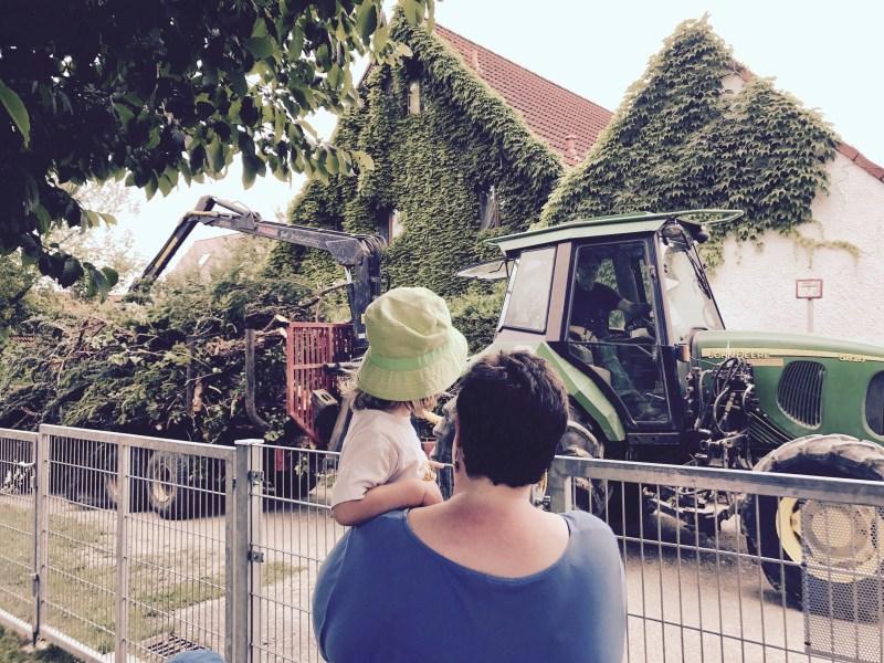Wechsel von Krippe in den Kindergarten – Merlin und Katharina