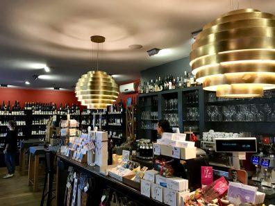 Unsere Weinstube und Trattoria vor Ort