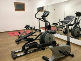 Foto vom Fitnessraum