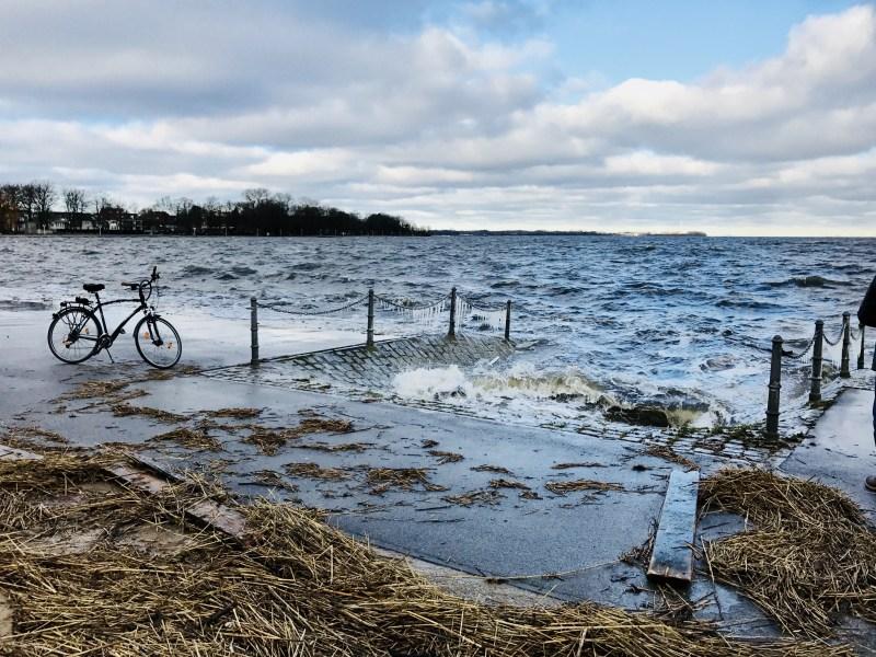 Risky Year 2017 – Sturmflut in Stralsund