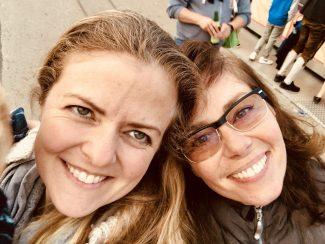 Risky Year 2017 – mit meiner Herzfreundin Beatrice – mit der geht sogar Oktoberfest