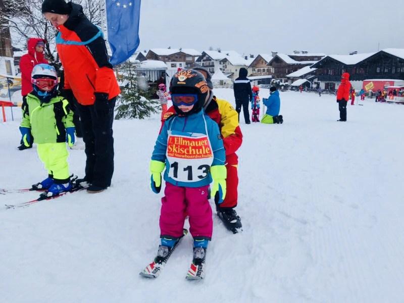 Risky Week 03 – Merlins erster Skikurs