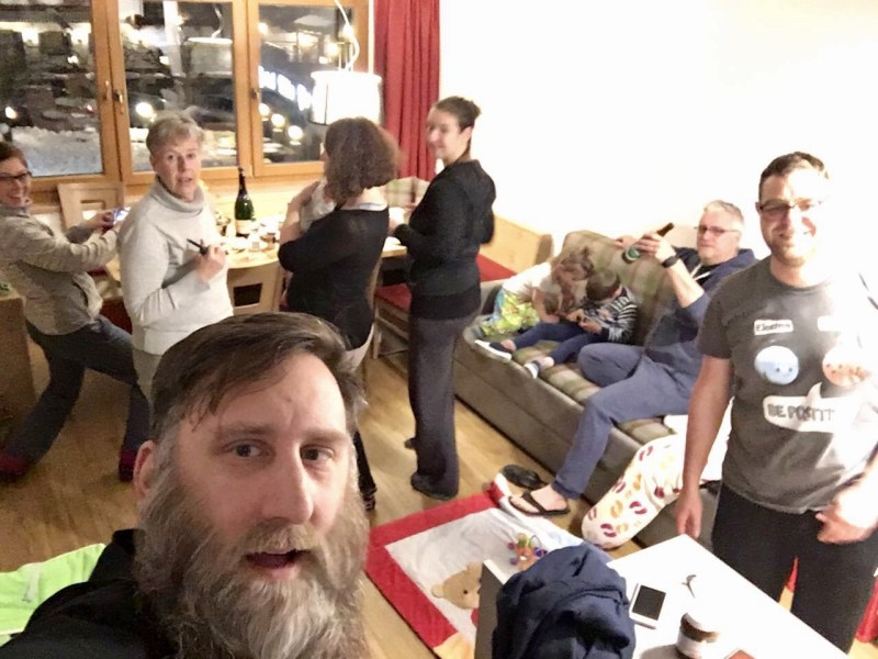 Risky Week 03 – Familie feiert im Hubenhof das Leben
