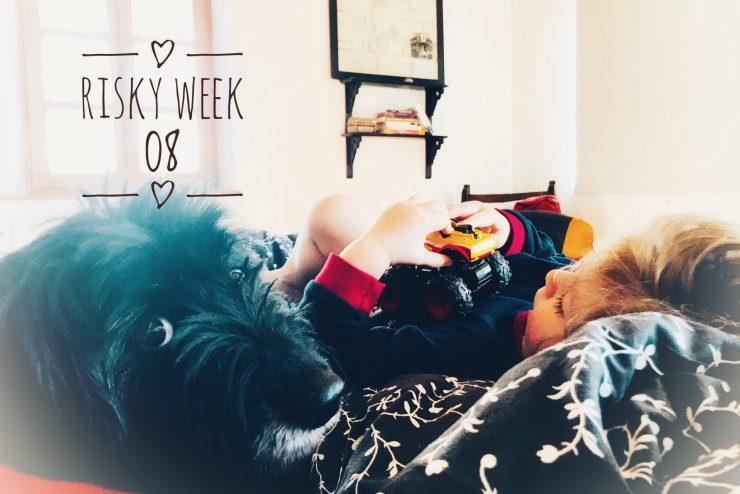 Risky Week 08 – Merlin und Hund Wilma im Familienbett