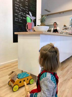 Risky Week 11 – Merlin im Kindercafé