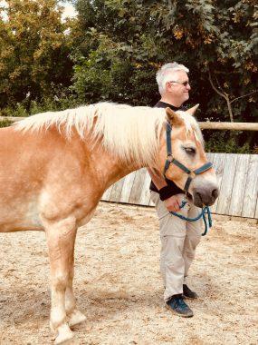 Risky Week 27 – RiskyDad mit Pferd