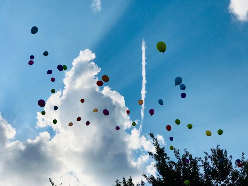 Risky Week 30 – Luftballons steigen auf
