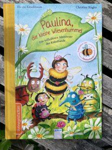 Buch-Paulina_eine_kleine_Hummel-vom-Arena_Verlag