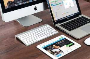 Website design to be responsive to screen sizes