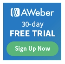 aweber 30 day trial