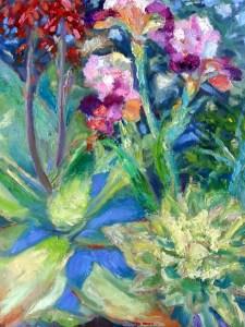Garden Iris