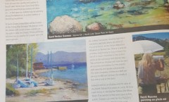 North Tahoe Plein Air Tahoe Weekly