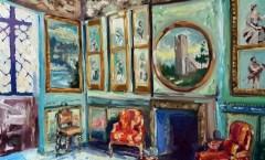 Ancy Le Franc Interior