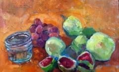 Red flesh figs