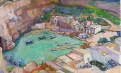 Dwejra and the Inland Sea