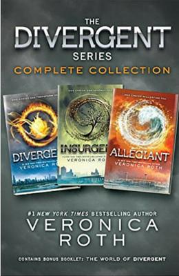 Divergent Trilogy #BookGiveaway