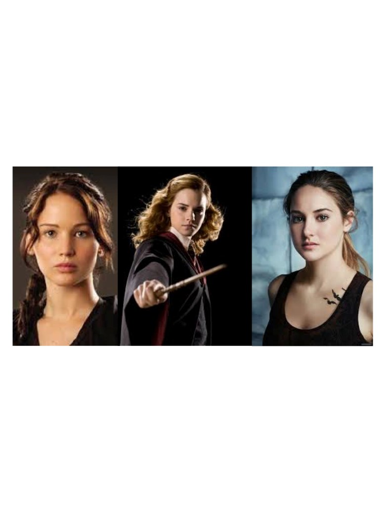3 Hot Looks Young Adult Heroines Wear Well