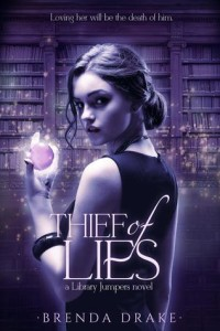 """Thief of Lies"" by Brenda Drake"