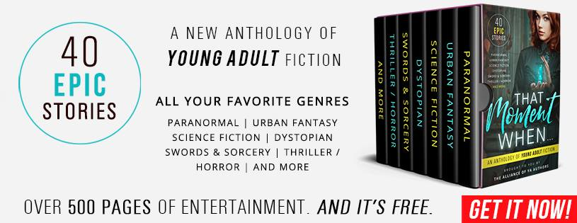 A Free Anthology of Young Adult Fiction