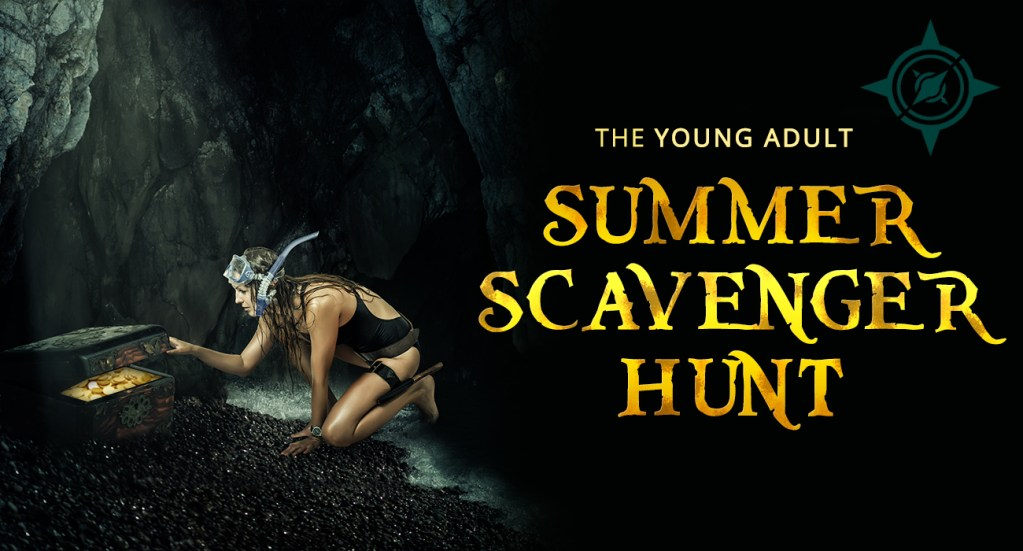 The Young Adult Summer Scavenger Hunt