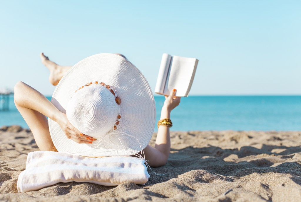 Five Challenges for a Bookish Staycation