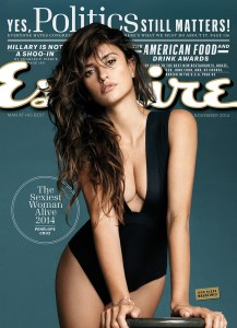 Penélope Cruz esquire