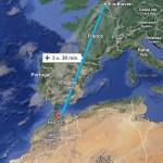eindhoven-fez Marokko